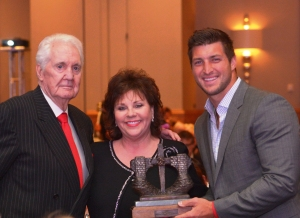 Pat Summerall Heart of a Champion Banquet - 35a