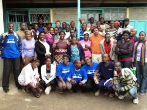 Huruma Discipleship Group