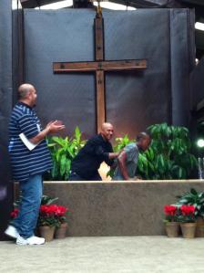 RCCD 1st Baptism