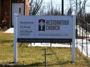 Restoration Church Buffalo